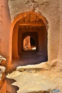 Durchgang - Aït Ben Haddou – Marokko