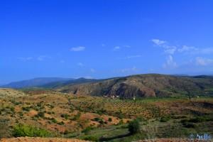 On the Road – R208 – Marokko