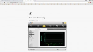Kein Internet mit Maroc Telecom :(