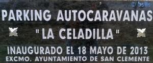 """Area Sosta """"La Celadilla"""" - San Clemente - Cuenca – Castilla-La Mancha – Spain"""