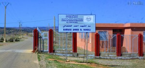 Barrage Ahmed el Hansali – Marokko