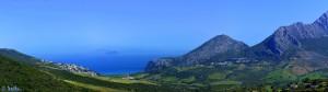 Fabelhaftes Panorama mit Blick auf Gibraltar und Spanien – Europa
