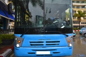 Der Verursacher - Unfall in Tanger – Marokko