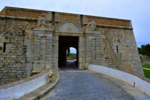 Castell de Sant Ferran - Figueres – Spain – April 2016