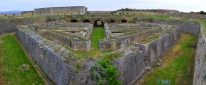 Bastion of Santa Tecla - Castell de Sant Ferran - Figueres – Spain