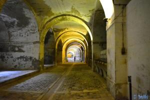 Kavallerie – Stallungen - Castell de Sant Ferran - Figueres – Spain