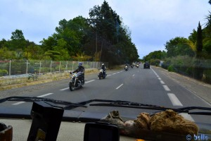 Harley-Davidson-Treffen - St. Tropez – France