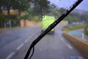 Rain in France