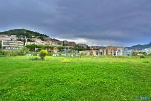 Parking & Water in Imperia - Lungomare Amerigo Vespucci – Imperia – Liguria – Italy – May 2016