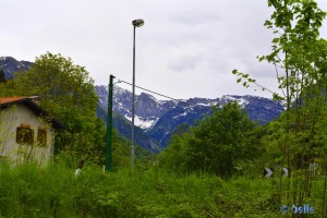 Punta Marguareis - 2651m - The Snow is near - View from Vigna – Italy