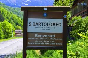 S. Bartolomeo - Chiusa di Pesio - 772m – Italy