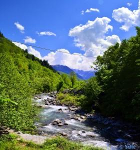 River Pesio - S. Bartolomeo - Chiusa di Pesio - 772m – Italy