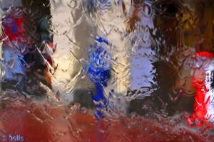 Gewitter und Hagel in Cuneo – Italy