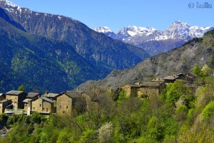 SP335 – San Martino - On the Way to Colle di Sampeyre - Italy