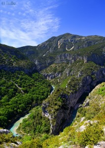 Gorges du Verdon – France (Originalbild hat 36MB mit 5973*8389 Pixel – 100% JPEG-Qualität)