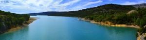 Lac de St. Croix - Gorges du Verdon – France