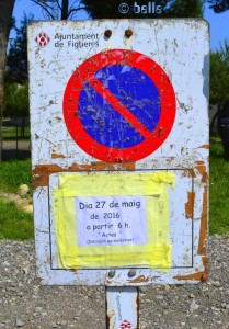 No Parking at 27th of May 2016