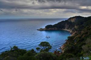 Kurz vor Tossa del Mar - Spain