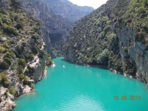 Gorges du Verdon – France – May 2012