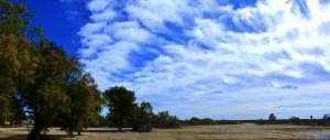 Die Wolken verziehen sich bald - Platja dels Eucaliptus – Spain