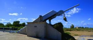Automatischer Wasserreiniger am Delta del Ebre – Spain – (Bild 1)