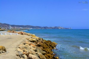 Lunch am Platja de l'Estany – Spain