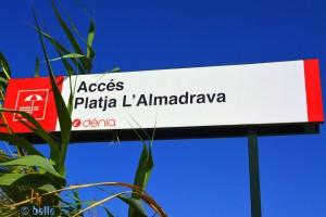 Platja L'Almadrava - Spain