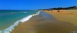 Playa Almadrava in the Afternoon – Spain