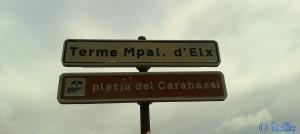Platja del Carabassí – Spain