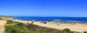Strand von Los Arenales del Sol – Spain