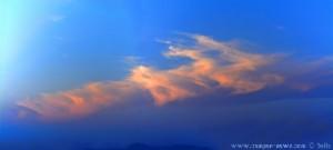 Sonnenrot am Platja del Carabassí – Spain