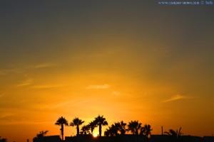 Sunset at Cala Redonda - La Mata - Torrevieja – Spain