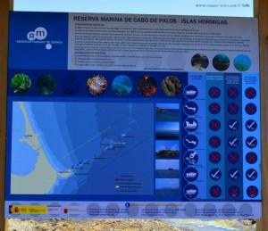 Reserva Marina de Cabo de Palos - Islas Hormigas - Spain
