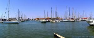 Puerto deportivo Marina de las Salinas - Spain