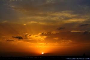 Sunset at Playa de Torre Derribada – Spain