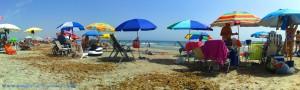 High Noon – 12:15 Uhr - Playa de Torre Derribada – Spain