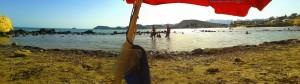 Meine Aussicht heute - Playa de las Palmeras – Spain