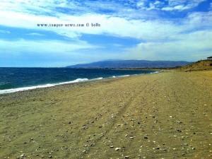 Playa Retamar - El Toyo – Spain
