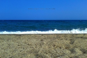 Ähhhh - ne - sieht ja so aus! Playa de las Salinas – Spain