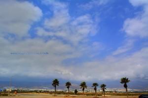 ehe es gleich ganz dunkel wird... - Walk with Nicol at Playa de las Salinas - Spain