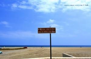 Playa los Bajos - Playa las Salinas – Spain