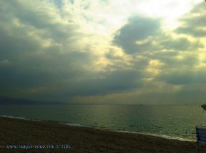 My View today - Playa de las Salinas - Spain