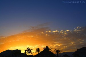 Sunset at Playa de las Salinas – Spain – 20:28 Uhr – 29mm