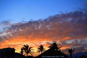 Sunset at Playa de las Salinas – Spain – 20:39 Uhr – 45mm