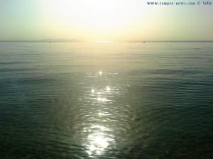 Glatt wie ein Spiegel - Playa las Salinas – Spain