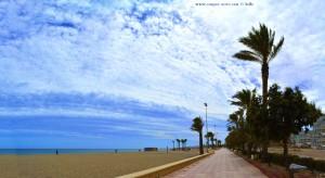 Leere Promenaden - leere Strände - Playa las Salinas – Spain