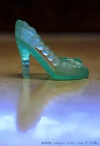 Der Schuh von Aschenputtel