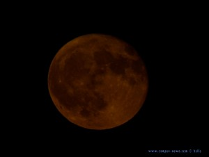 Fullmoon at Playa las Salinas – Spain