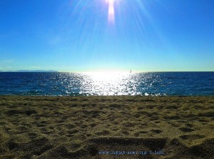 My View today - Playa las Salinas – Spain