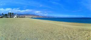 Baywatch - für wen eigentlich...? Playa las Salinas – Spain